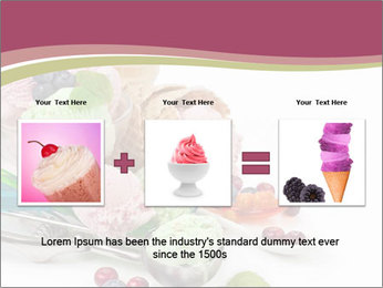 Ice cream PowerPoint Template - Slide 22