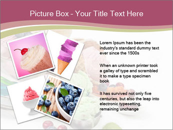Ice cream PowerPoint Template - Slide 23