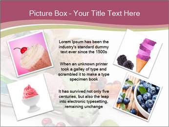 Ice cream PowerPoint Template - Slide 24