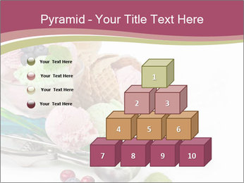 Ice cream PowerPoint Template - Slide 31