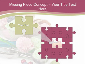 Ice cream PowerPoint Template - Slide 45