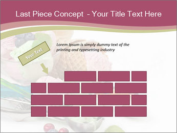 Ice cream PowerPoint Template - Slide 46