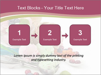 Ice cream PowerPoint Template - Slide 71