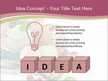 Ice cream PowerPoint Template - Slide 80