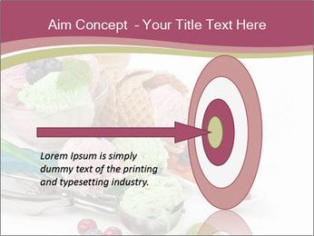 Ice cream PowerPoint Template - Slide 83