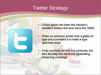 Ice cream PowerPoint Template - Slide 9