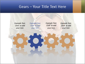 Handcuffs PowerPoint Templates - Slide 48
