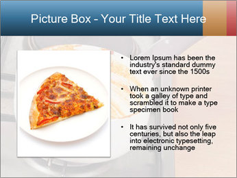 Cooking pan PowerPoint Template - Slide 13