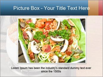 Cooking pan PowerPoint Template - Slide 16