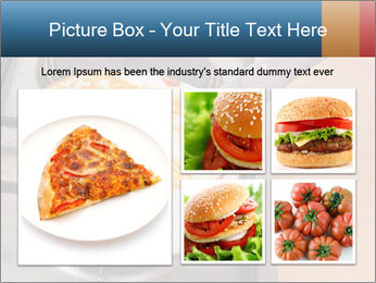 Cooking pan PowerPoint Template - Slide 19