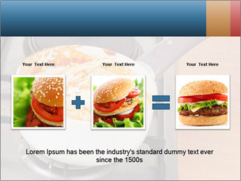 Cooking pan PowerPoint Template - Slide 22