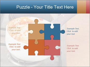 Cooking pan PowerPoint Template - Slide 43