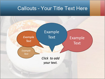 Cooking pan PowerPoint Template - Slide 73