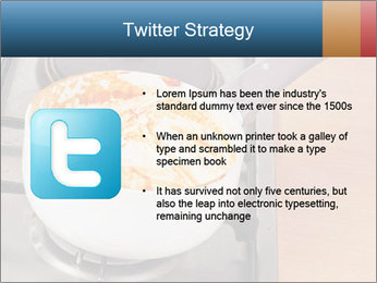 Cooking pan PowerPoint Template - Slide 9