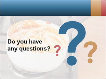 Cooking pan PowerPoint Template - Slide 96