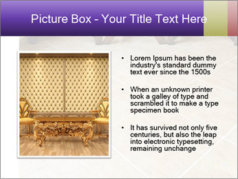 Large balcony PowerPoint Template - Slide 13