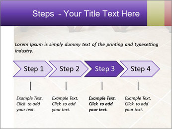 Large balcony PowerPoint Template - Slide 4