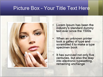 Two young attractivel woman PowerPoint Template - Slide 13