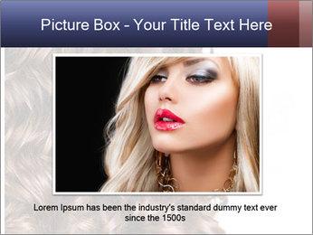 Hair PowerPoint Template - Slide 15