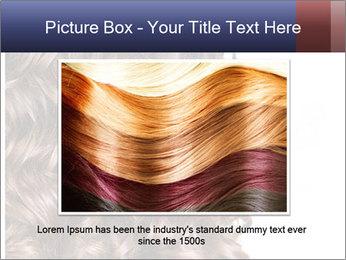 Hair PowerPoint Template - Slide 16