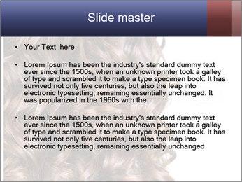 Hair PowerPoint Template - Slide 2