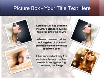 Hair PowerPoint Template - Slide 24