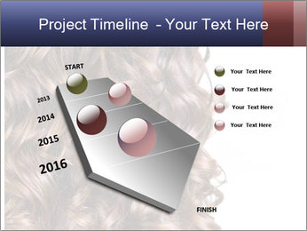 Hair PowerPoint Template - Slide 26
