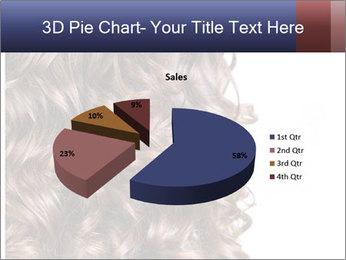 Hair PowerPoint Template - Slide 35
