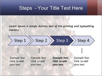 Hair PowerPoint Template - Slide 4