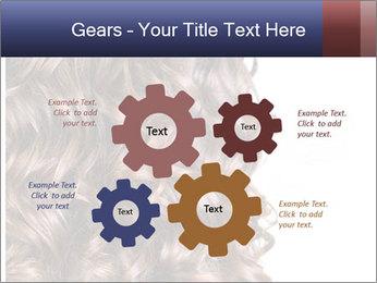 Hair PowerPoint Template - Slide 47