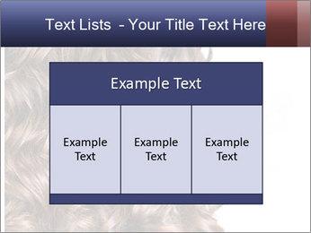 Hair PowerPoint Template - Slide 59