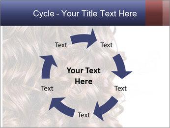 Hair PowerPoint Template - Slide 62