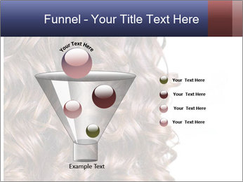 Hair PowerPoint Template - Slide 63