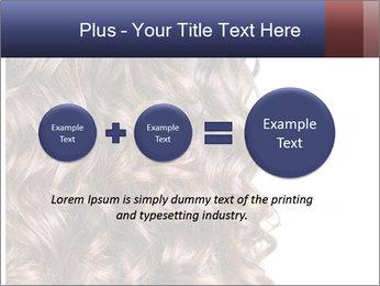 Hair PowerPoint Template - Slide 75