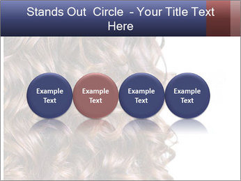 Hair PowerPoint Template - Slide 76