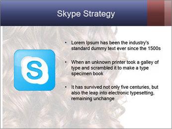 Hair PowerPoint Template - Slide 8