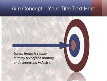 Hair PowerPoint Template - Slide 83