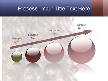 Hair PowerPoint Template - Slide 87