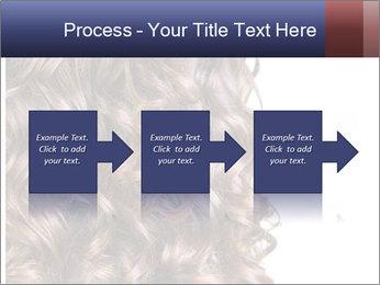 Hair PowerPoint Template - Slide 88