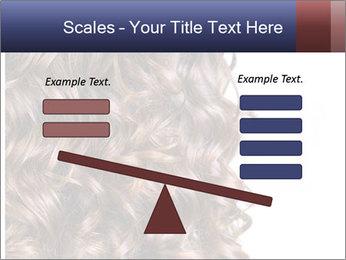 Hair PowerPoint Template - Slide 89