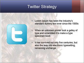 Hair PowerPoint Template - Slide 9
