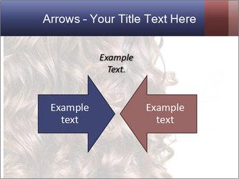 Hair PowerPoint Template - Slide 90