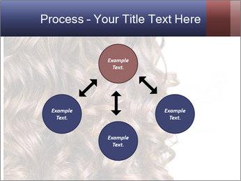 Hair PowerPoint Template - Slide 91