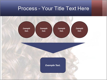 Hair PowerPoint Template - Slide 93