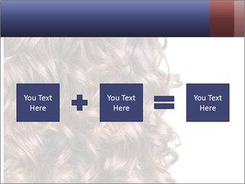 Hair PowerPoint Template - Slide 95