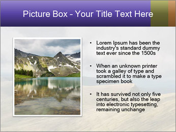 Dark clouds in the sky PowerPoint Template - Slide 13