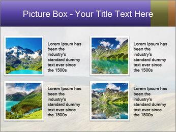 Dark clouds in the sky PowerPoint Template - Slide 14