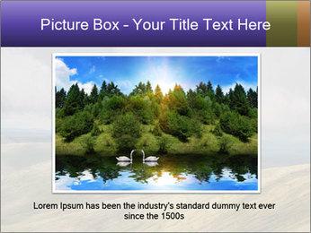 Dark clouds in the sky PowerPoint Template - Slide 15
