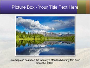 Dark clouds in the sky PowerPoint Template - Slide 16