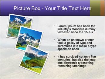Dark clouds in the sky PowerPoint Template - Slide 17